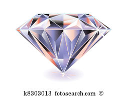 Diamond bright