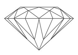 Diamond clip art diamond clipart photo 3