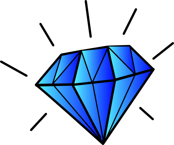 Diamond clip art vector clipart cliparts for you