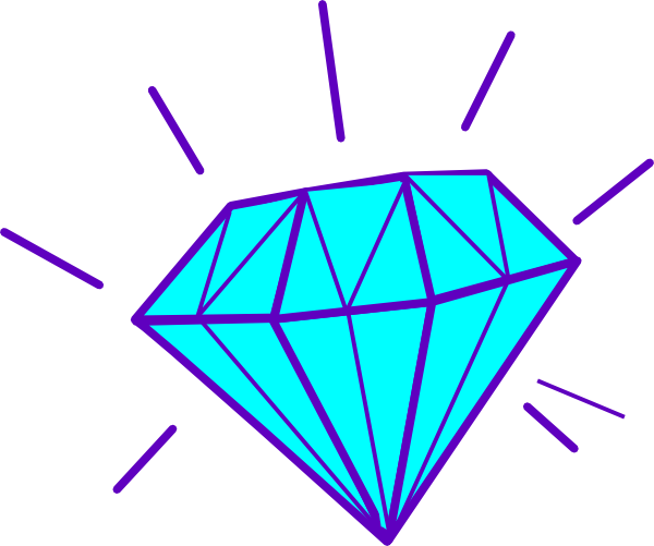 Diamond Clipart #26878