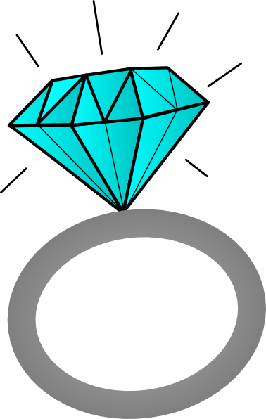Diamond Ring Clip Art