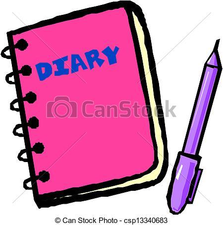 Diary Clipart-hdclipartall.com-Clip Art450