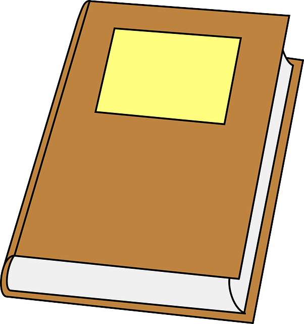 Choosing Your Book Title - Ma - Diary Clipart