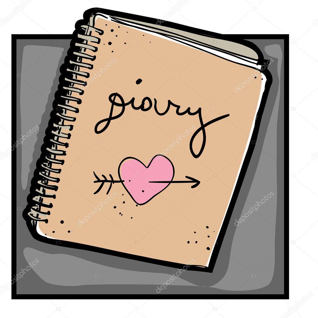 Marvelous Design Inspiration  - Diary Clipart