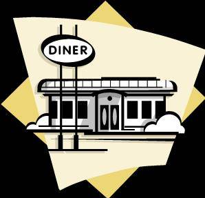 Diner Clipart