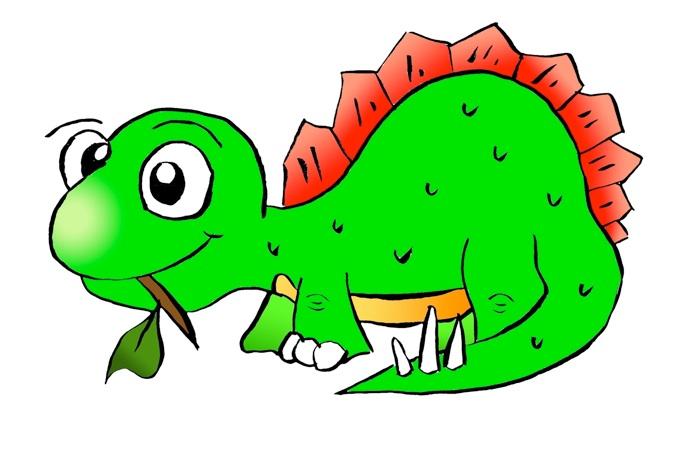 Dinosaur Clipart Free