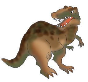 dinosaur pictures T. rex ...