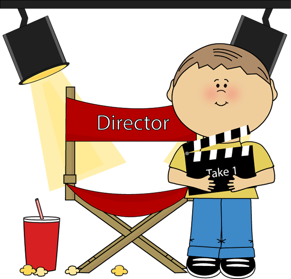director clipart