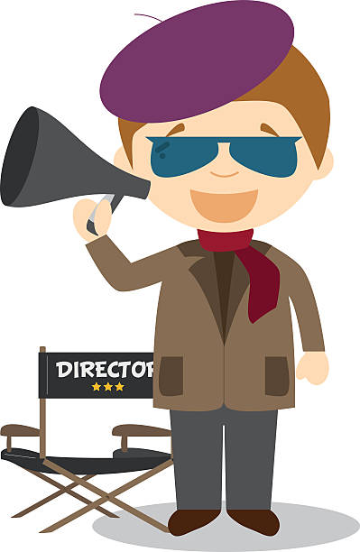 director clipart 5