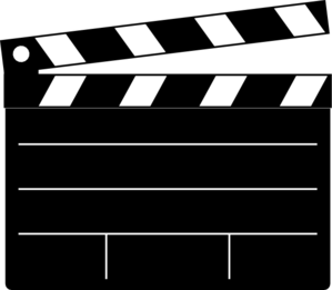 Director S Cut Board Clip Art