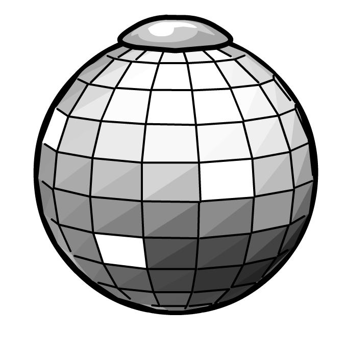 Disco Ball Image - ClipArt .