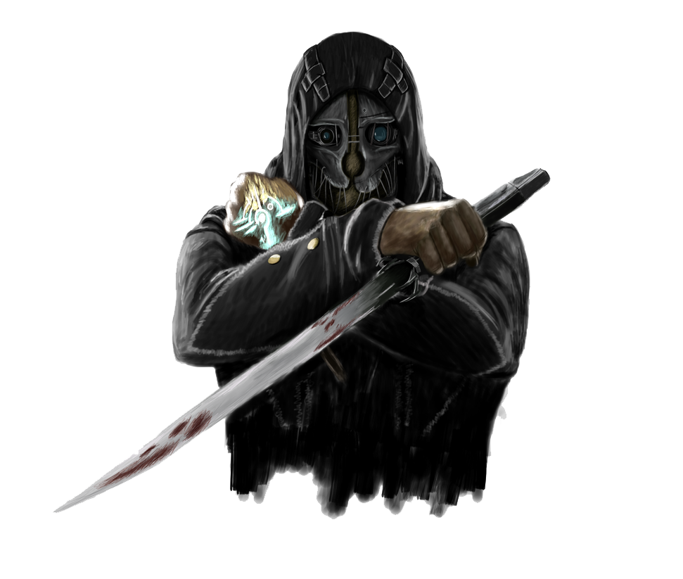 Dishonored PNG Pic - Dishonored PNG