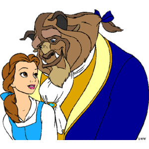 Disney Beauty and the Beast .