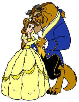 disney Clip art! Beauty and the Beast Clipart - Quality Disney Clipart Images - Disney