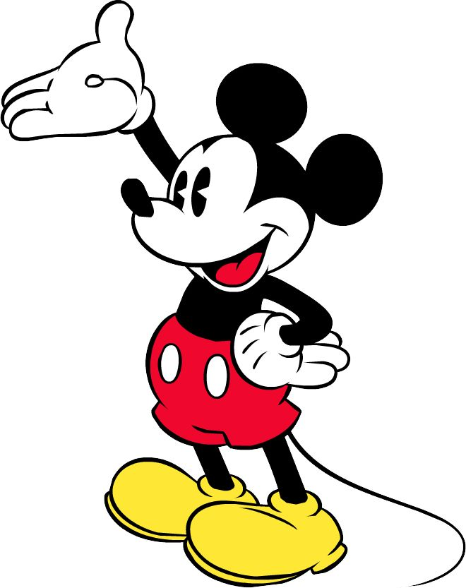 Disney clipart library the .