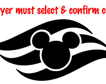 Disney Cruise Line Logo Clip .