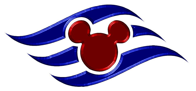 Disney Cruise Line, Shiny Disney Cruise Logo ...