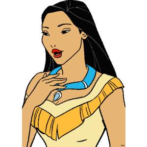 Disney Pocahontas Clip Art ..