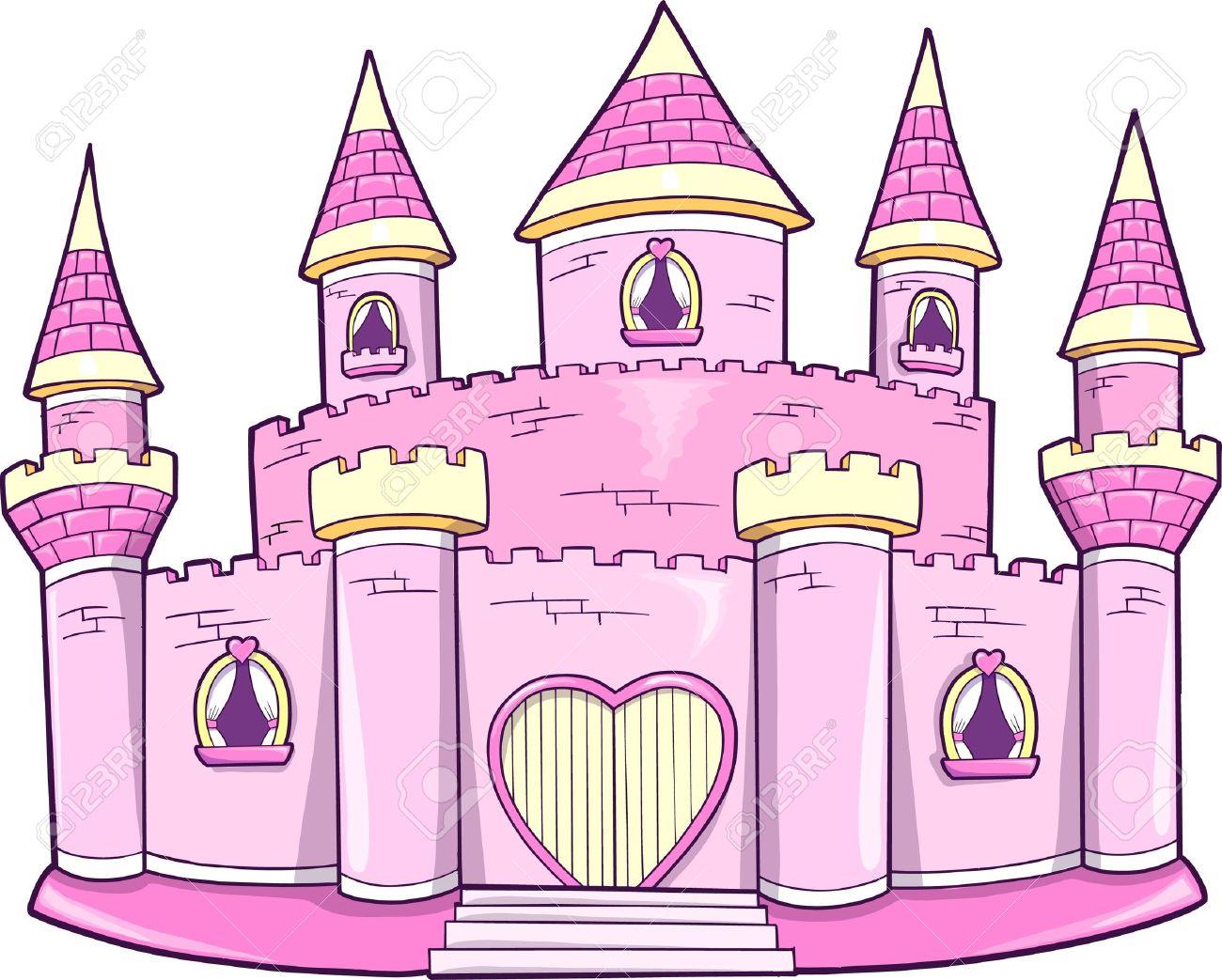 disney princess castle clip .