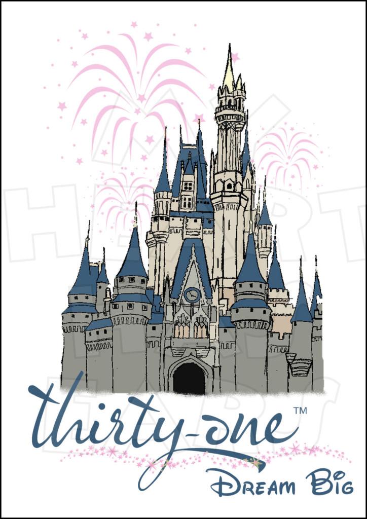 Disney Princesses Clipart. Big Disney World Castle .
