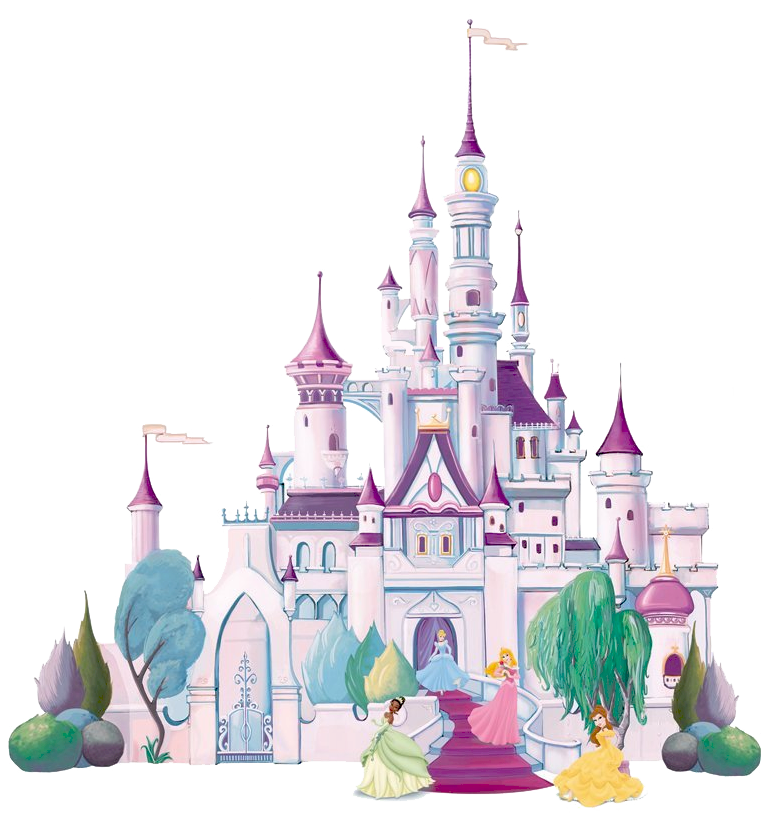 Disney Princesses Clipart
