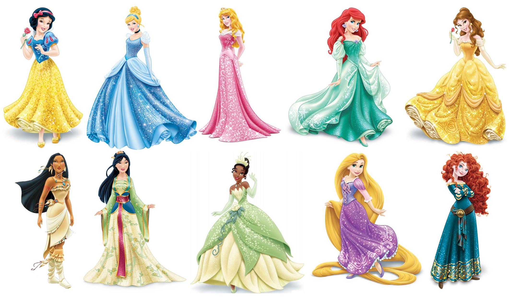 Disney Princesses. Disney Princesses. Disney Princesses Clipart .