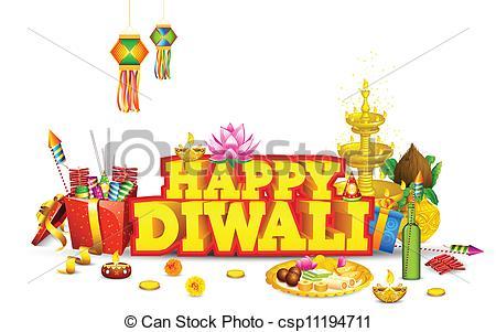 Diwali Background - csp11194711