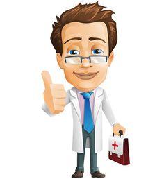 Doctor Clip Art, Vector Doctor .