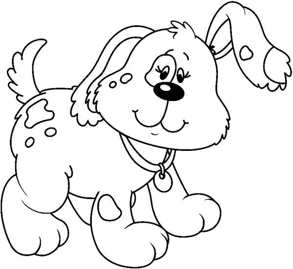 Dog black and white dog black and white clip art clipartall