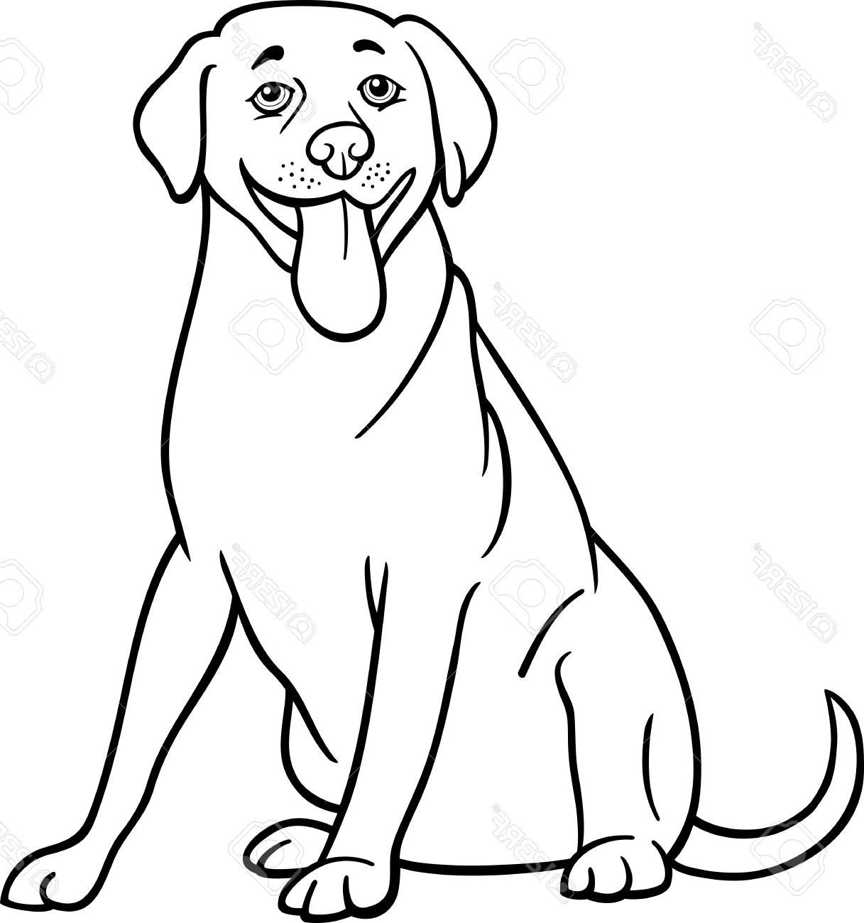 Dog Clipart Black And White-hdclipartall.com-Clip Art1217
