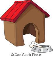 ... dog house - illustration of a dog house