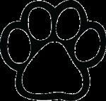 Dog Paw Print Clip Art Free Download | Clipart Panda - Free Clipart .
