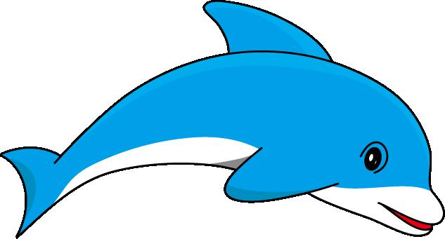Dolphin Clip Art. Dolphin outline cliparts