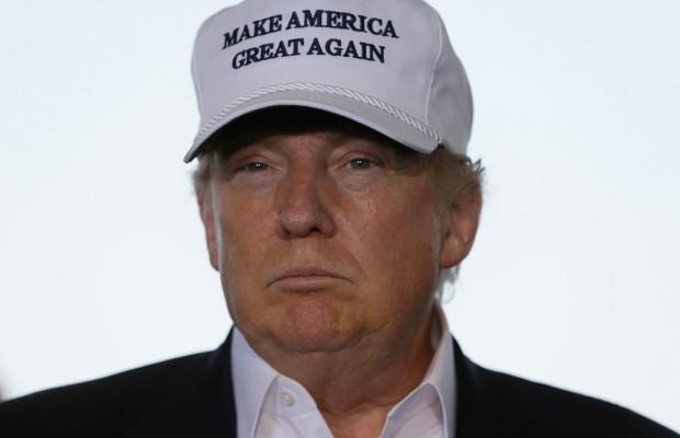 Donald Trump vector .
