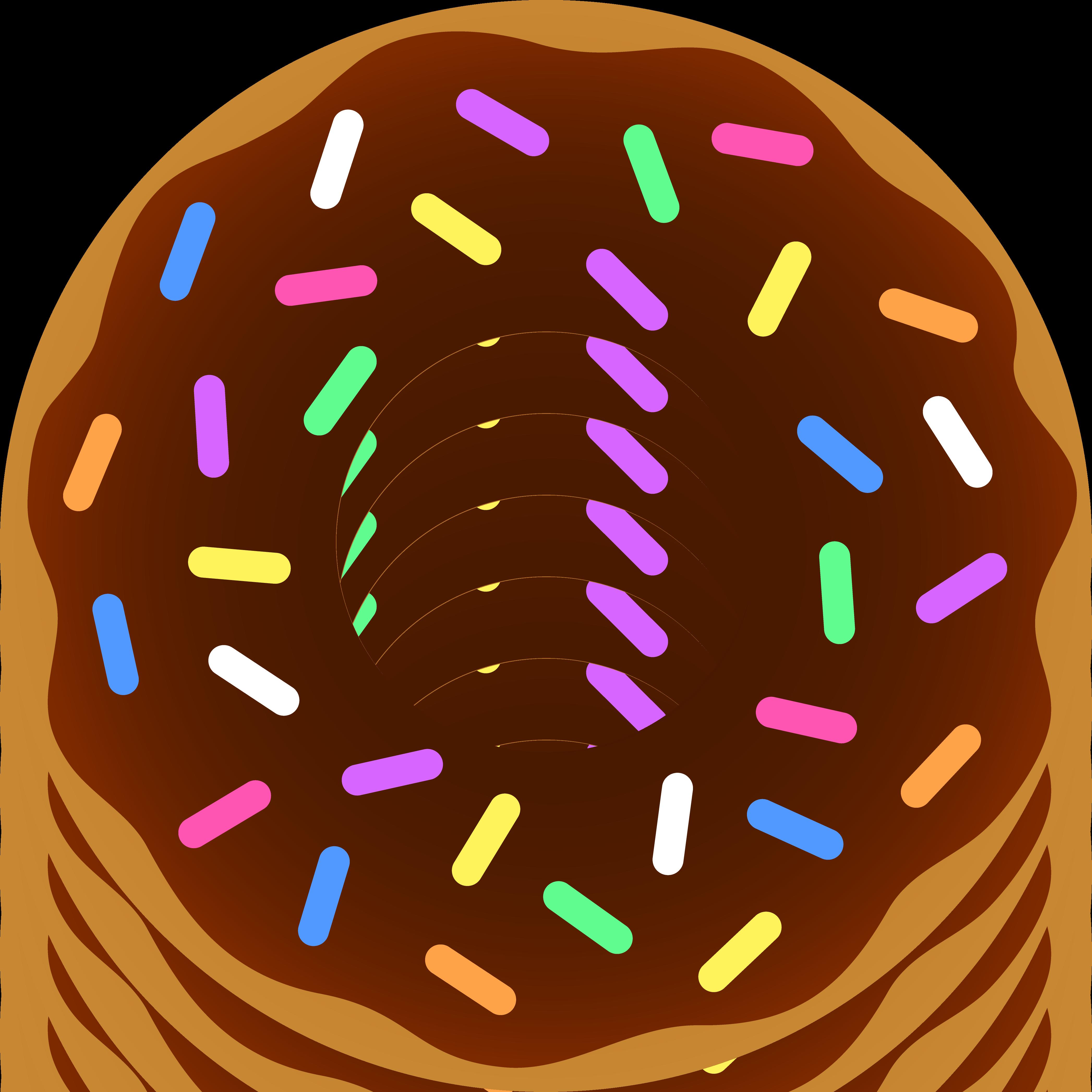 Donut cliparts