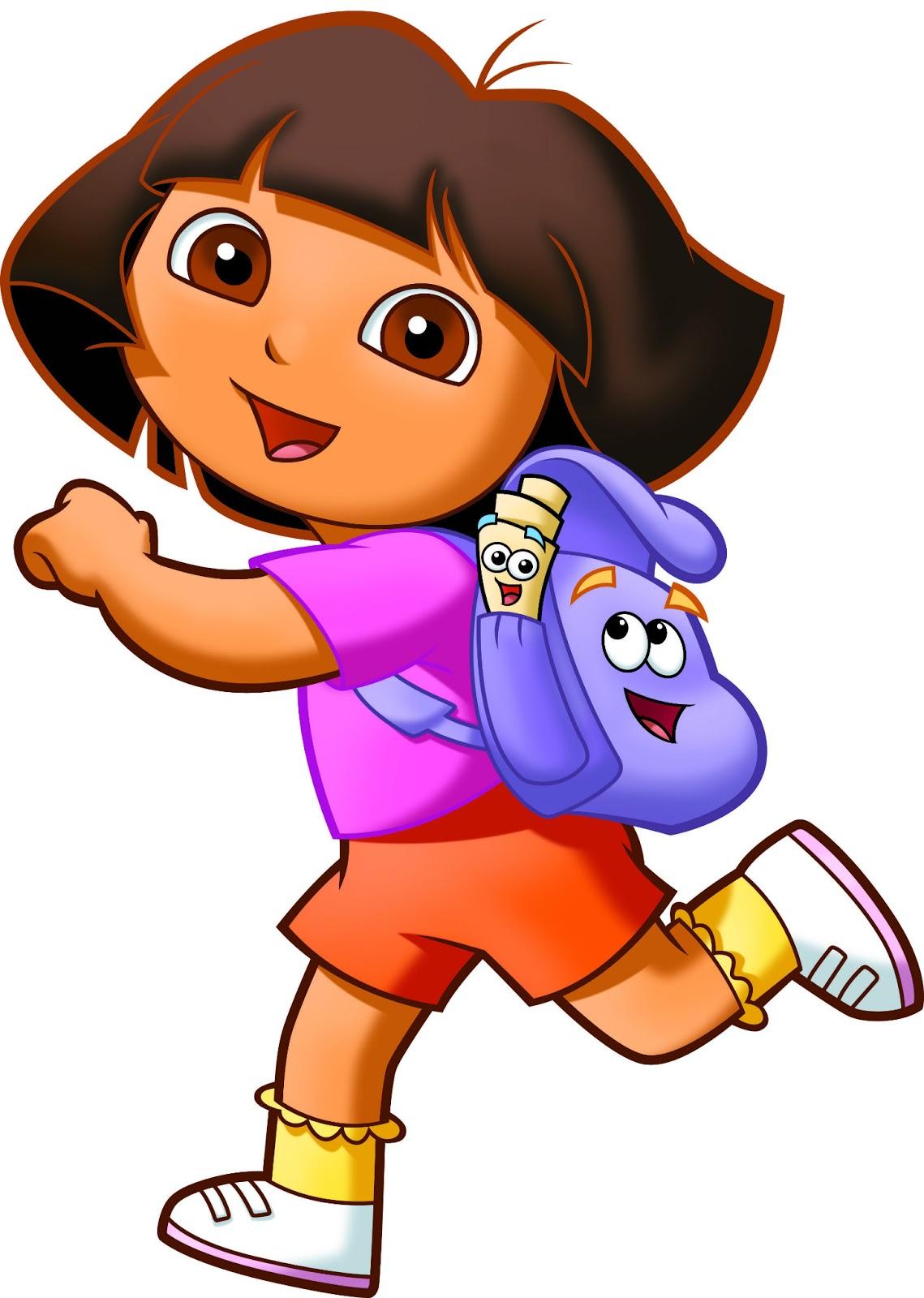 ... Dora diego clip art ...