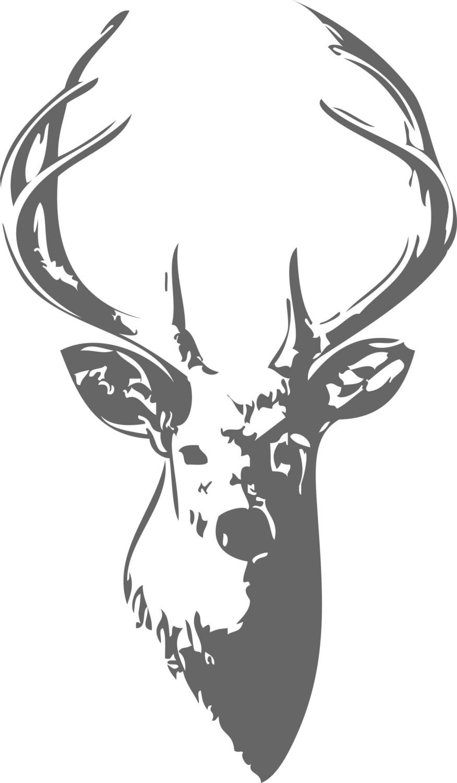 Download Deer Head Clipart .