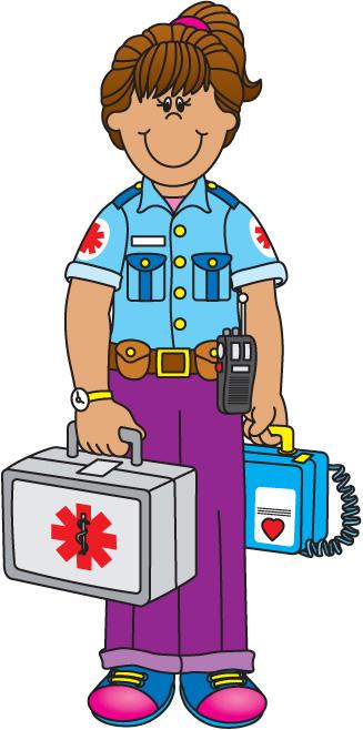 Download Emt Paramedic Clipart