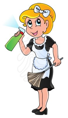 Download Housekeeping Free Clipart