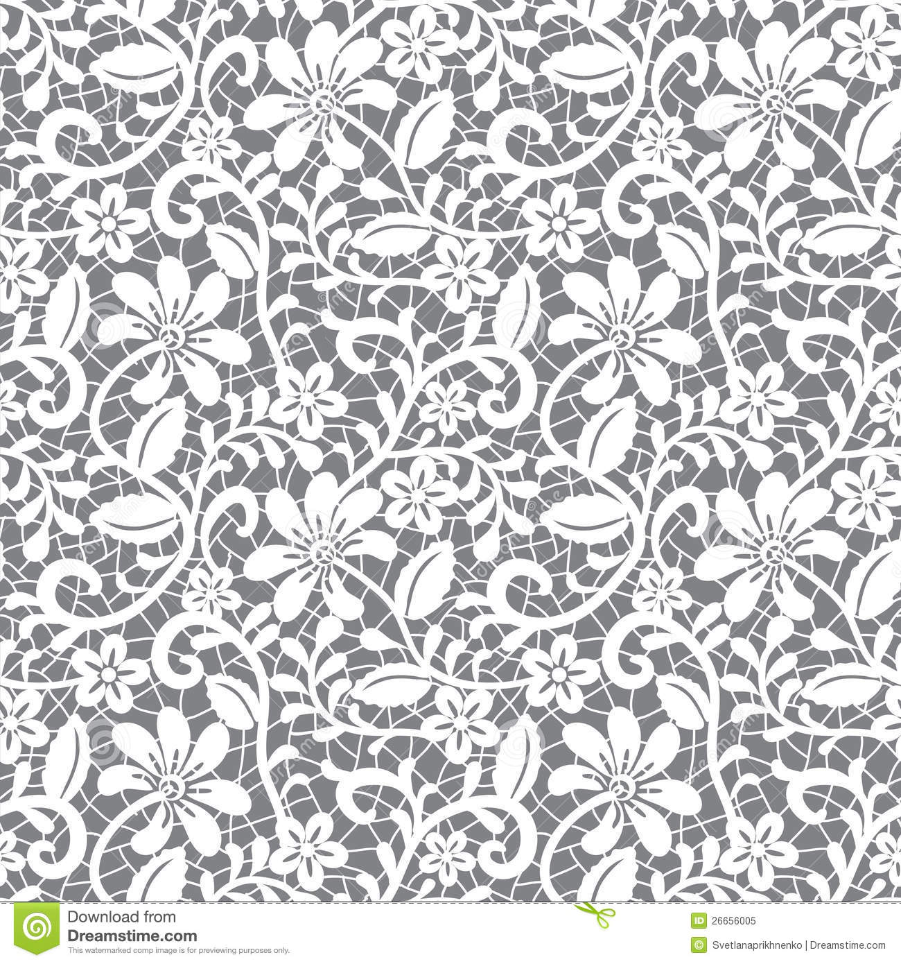 Download Lace Pattern Clipart
