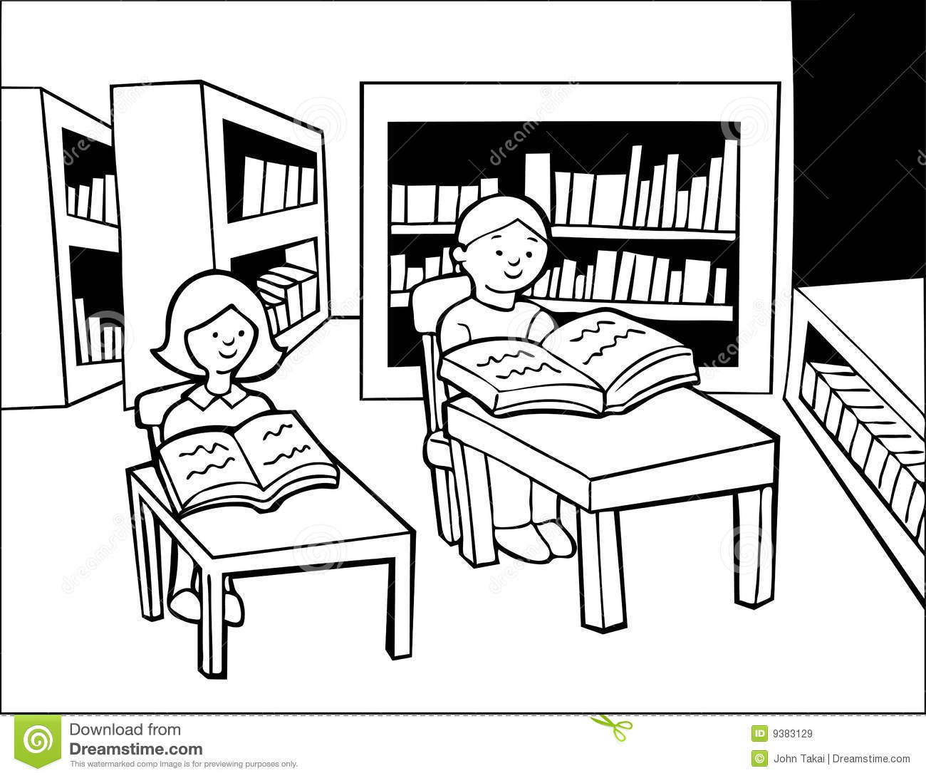14 Library Clipart Black And White Preview Download Library Hdclipartall