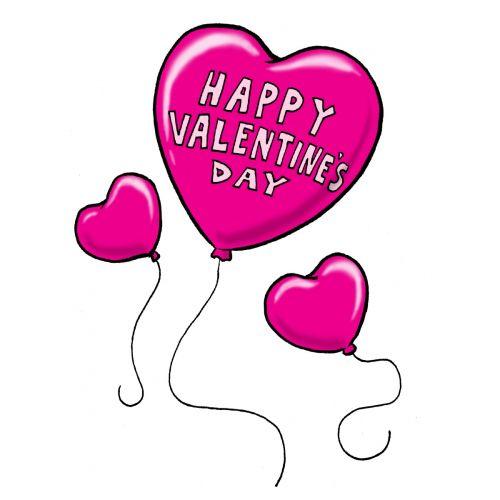 Download Valentine Balloons