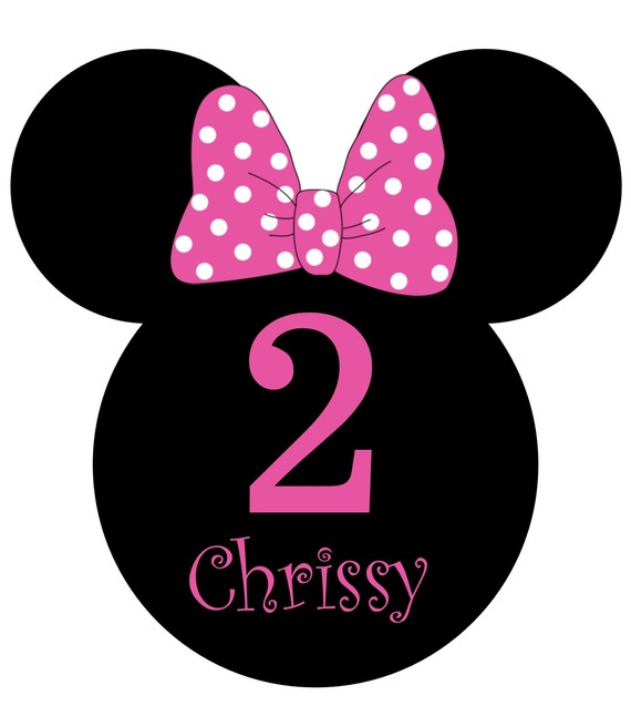 Download Vector About Minnie Mouse Silhouette Item 1 Vector Magz Com