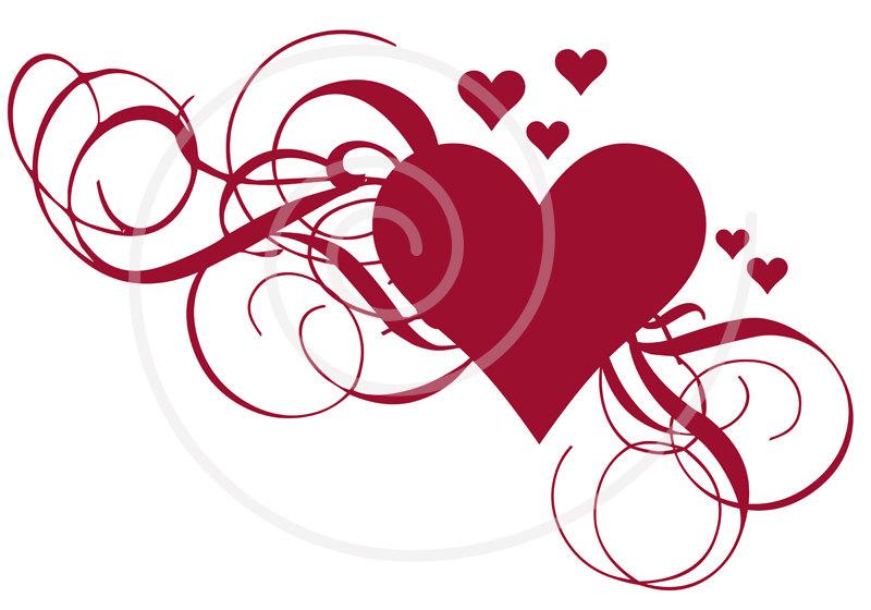 Download Vector About Wedding Heart Clipart Item 12 Vector Magz Com