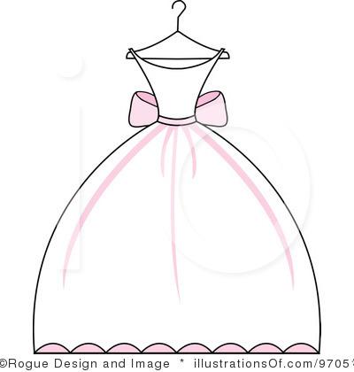 Download Wedding Dress Clipart