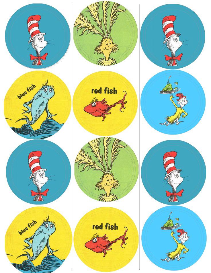 dr seuss clip art | Dr. Moonu0026#39;s Fun Free Stuff for Dr. Seuss Week