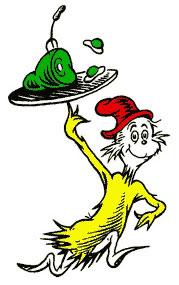 Dr Seuss Clip Art Free