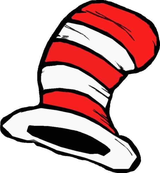 Dr Seuss Hat Clip Art cakepins clipartall.com