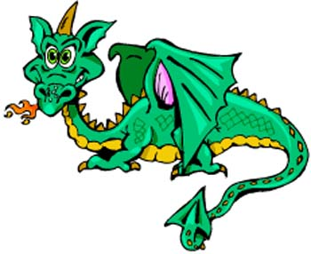 Dragon Clip Art - Dragon Clipart
