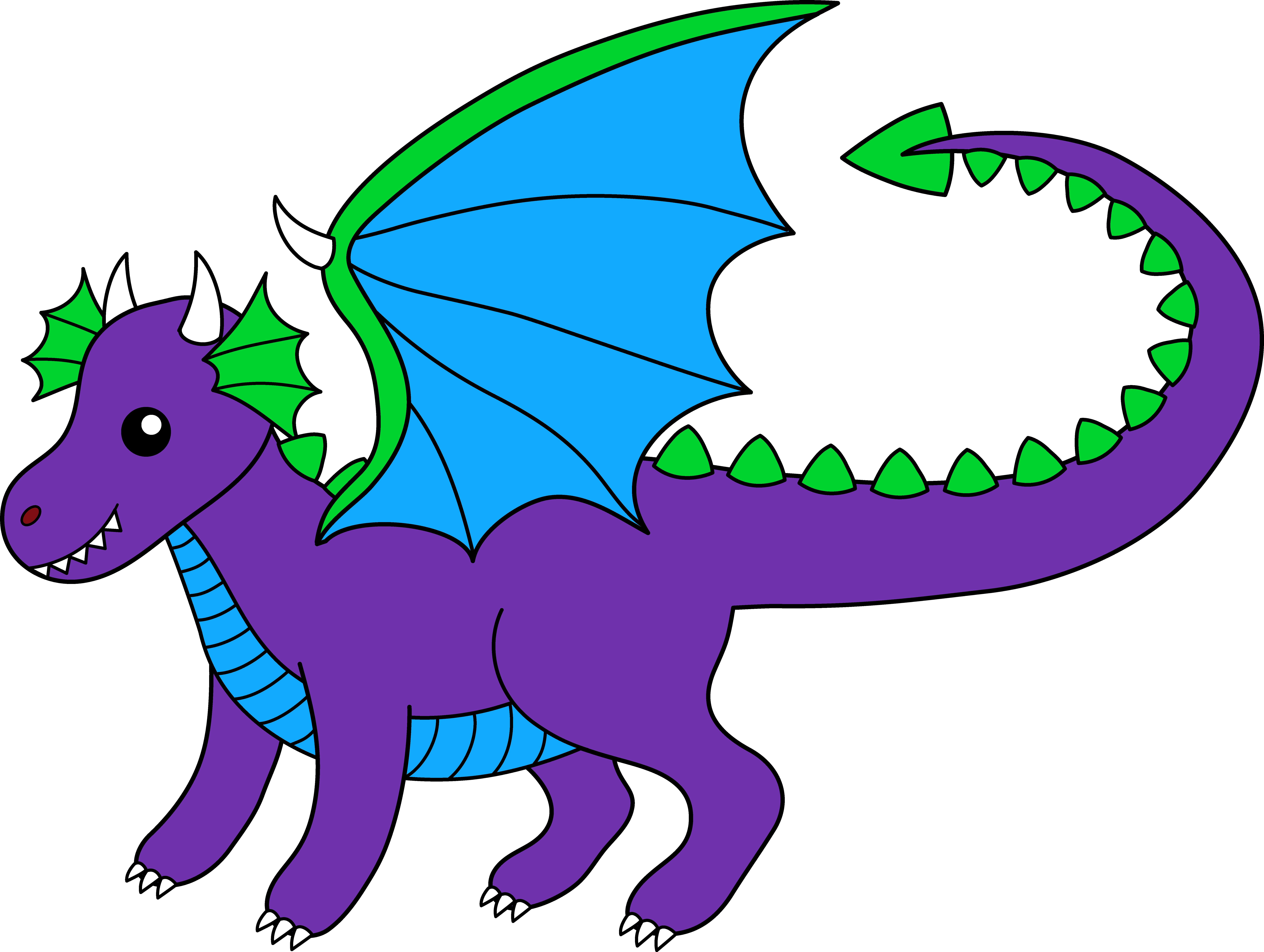 Dragon Clip Art